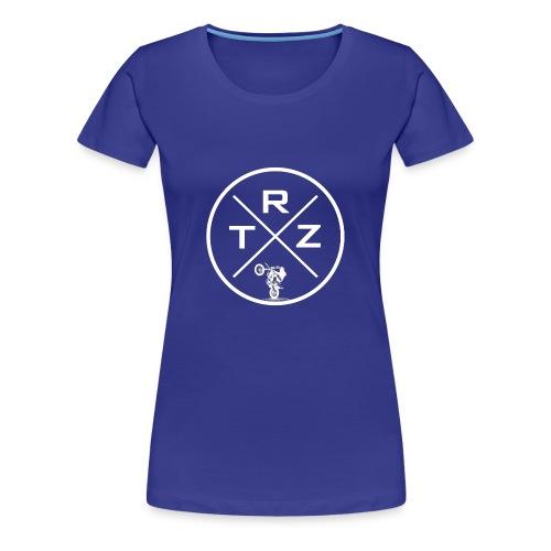 TRZ Logi - Frauen Premium T-Shirt