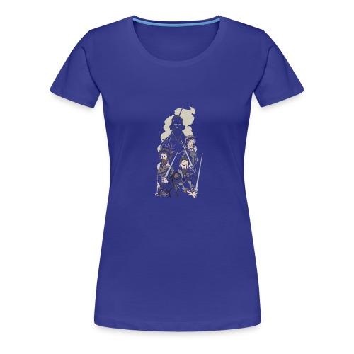German Masters - Women's Premium T-Shirt