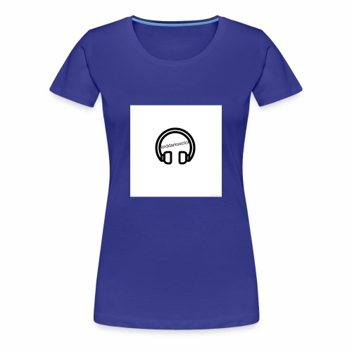 Headphones - Women's Premium T-Shirt