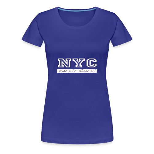 NYC - East Coast - Frauen Premium T-Shirt