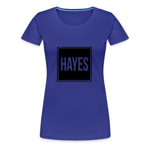 Boxxed off - Dark logo - Women's Premium T-Shirt