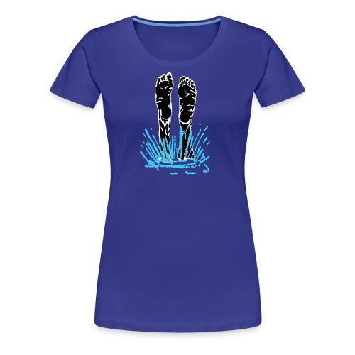 Dive - Women's Premium T-Shirt