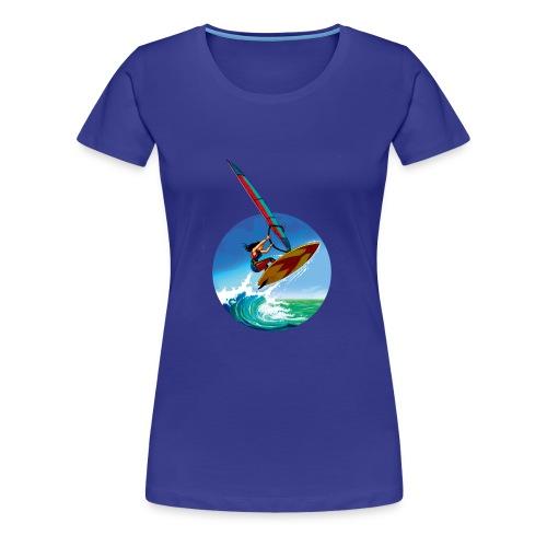 voile - T-shirt Premium Femme