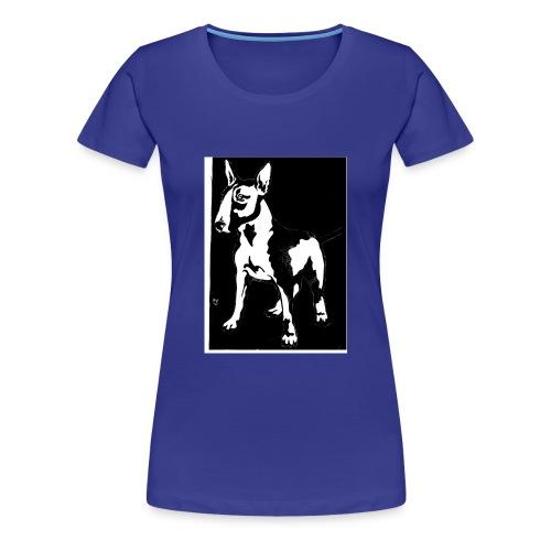 bild bo - Frauen Premium T-Shirt