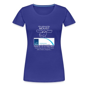 celebratingcycle0to4 - Women's Premium T-Shirt