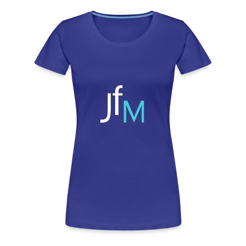 JUST FASHION MAGAZINE - Maglietta Premium da donna