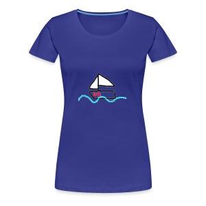 edelassfuck - Frauen Premium T-Shirt
