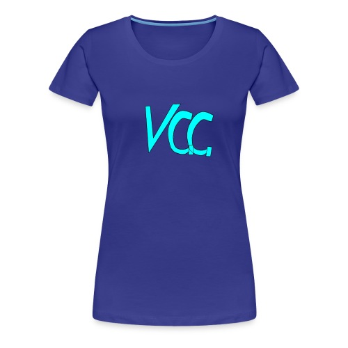 VGG Merch - Vrouwen Premium T-shirt