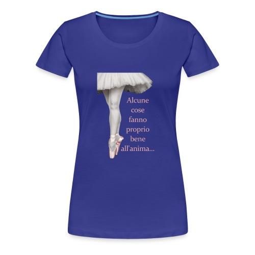 Danza Classica - Maglietta Premium da donna