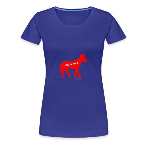 Moscow Mule Limited Edition - Maglietta Premium da donna