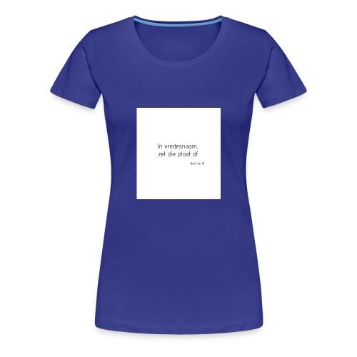 Design - Vrouwen Premium T-shirt
