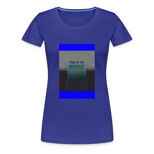 Korpsforeldre - Premium T-skjorte for kvinner
