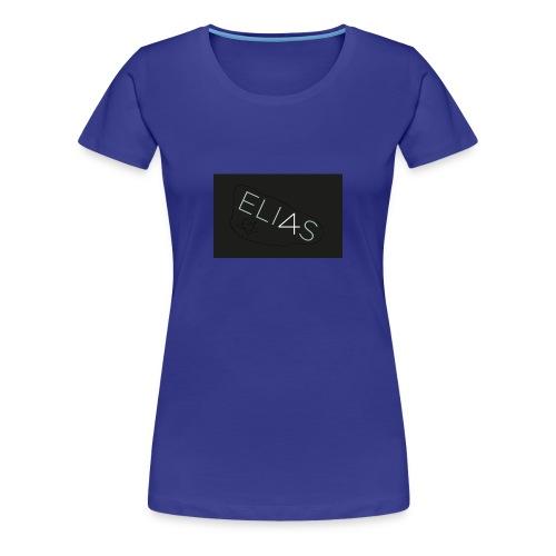 eliasenmusic - Premium T-skjorte for kvinner