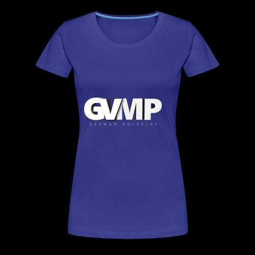 GVMP Schriftzug - Frauen Premium T-Shirt