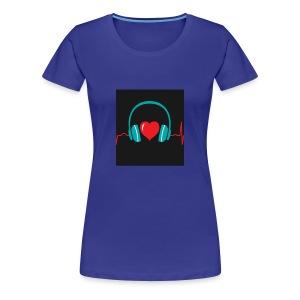 Victoria Sowinska - Women's Premium T-Shirt
