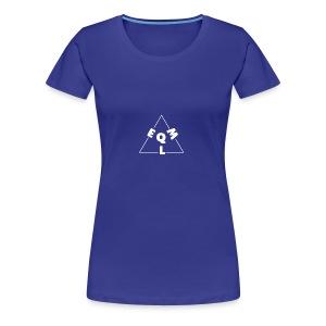 Qmilunati - Frauen Premium T-Shirt