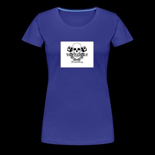Sticker - Frauen Premium T-Shirt