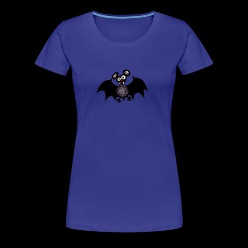 Fledermaus - Frauen Premium T-Shirt