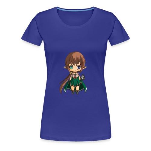 Chibi Gabrielle JDR by Calyss - T-shirt Premium Femme