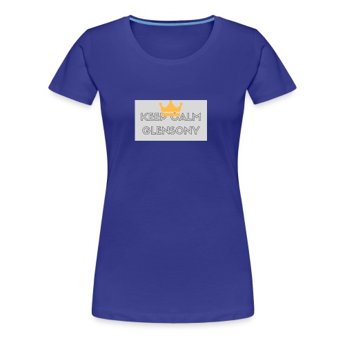 KEEP CALM - Vrouwen Premium T-shirt
