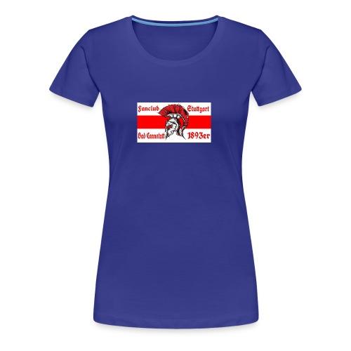 Fanclub 1893er - Frauen Premium T-Shirt
