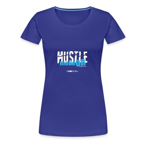 HUSTLE mode on. Gary Vee - Maglietta Premium da donna