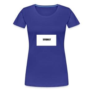 sandefjordaily - Premium T-skjorte for kvinner