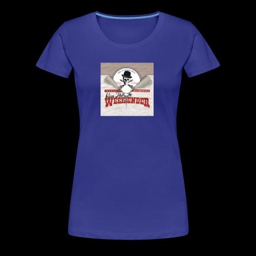 Weekender vs MofoMusic - Frauen Premium T-Shirt