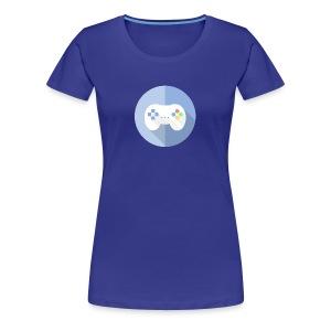 Gaming Consoll - Premium T-skjorte for kvinner