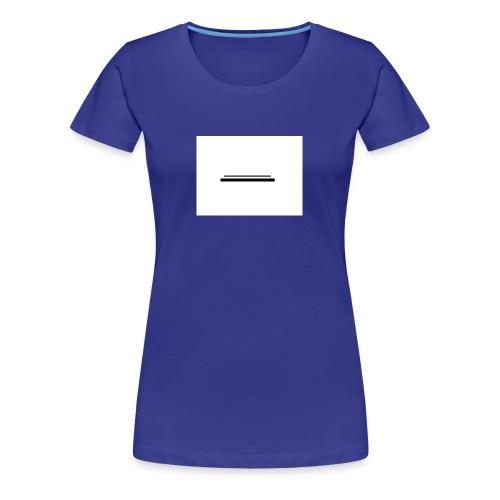 Senza titolo - Maglietta Premium da donna