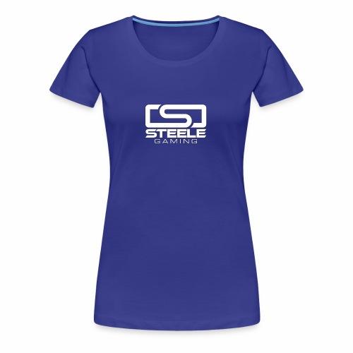 STEELE GAMING T-shirt - Premium-T-shirt dam