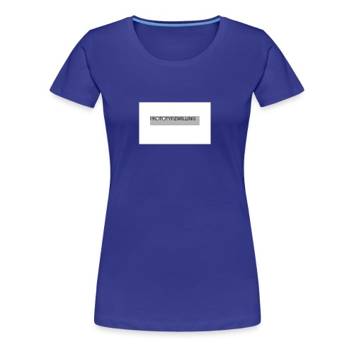 PZstuff - Frauen Premium T-Shirt