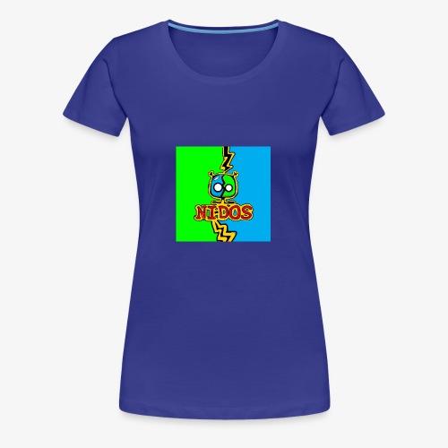 NIDOS - Premium T-skjorte for kvinner