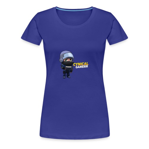 CynicalGamerr Clothing - Women's Premium T-Shirt