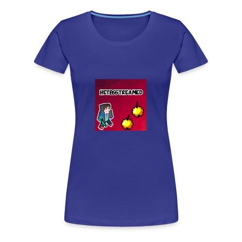 Logo kleding - Vrouwen Premium T-shirt