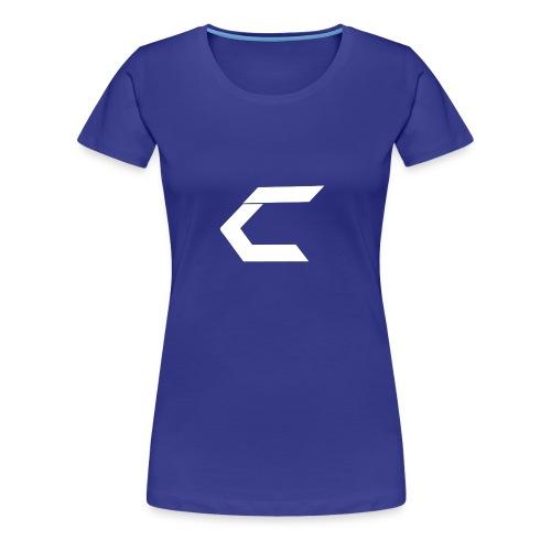 TCM LOGO - Dame premium T-shirt
