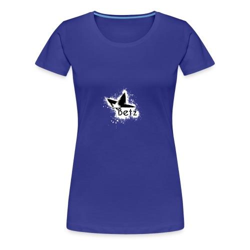 Betz Star Merchandise - Frauen Premium T-Shirt