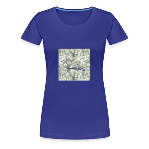 Youtube logo - Frauen Premium T-Shirt