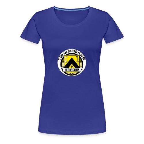 Ik zien van Oostende - T-shirt Premium Femme