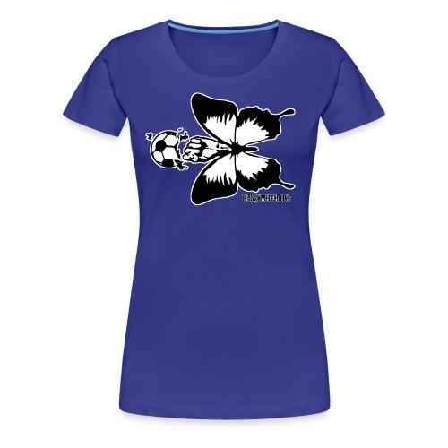 gegen fussball - Frauen Premium T-Shirt