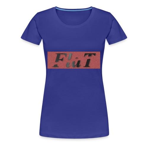 FlaT - Koszulka damska Premium
