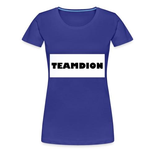 25258A83 2ACA 487A AC42 1946E7CDE8D2 - Women's Premium T-Shirt