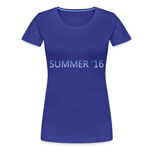 SUMMER 16 T-SHIRT MEN - Women's Premium T-Shirt