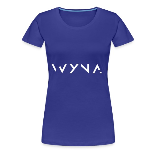WYNA Basic 1 - Frauen Premium T-Shirt