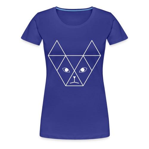 Yani Cat - Vrouwen Premium T-shirt