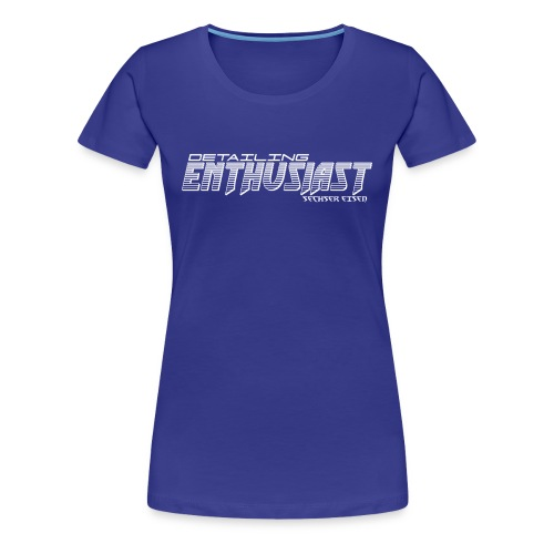 Detailing WHITE - Frauen Premium T-Shirt