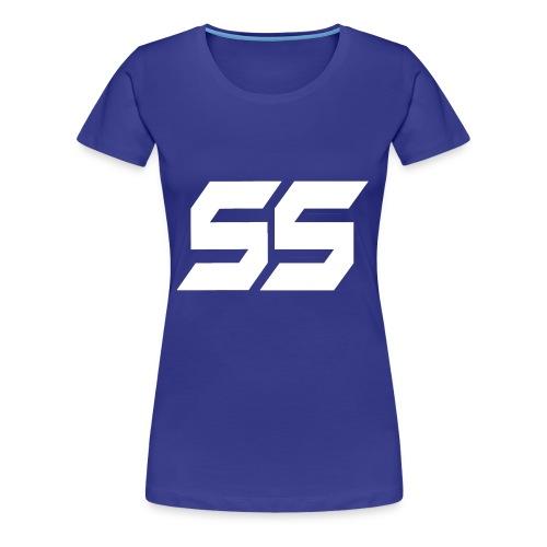 S - Premium-T-shirt dam