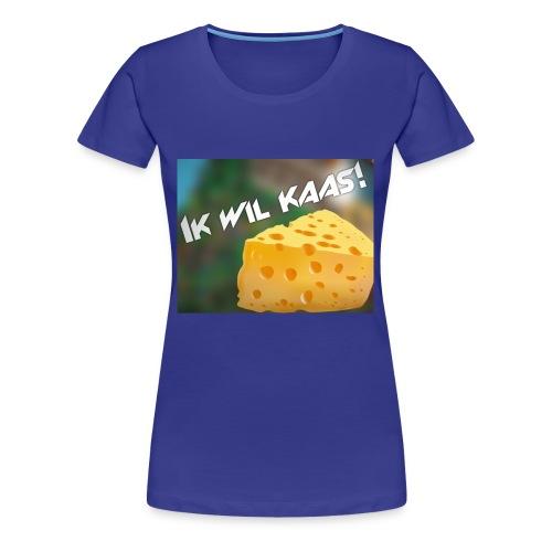 DeGeldigeKaas Merchandise - Vrouwen Premium T-shirt