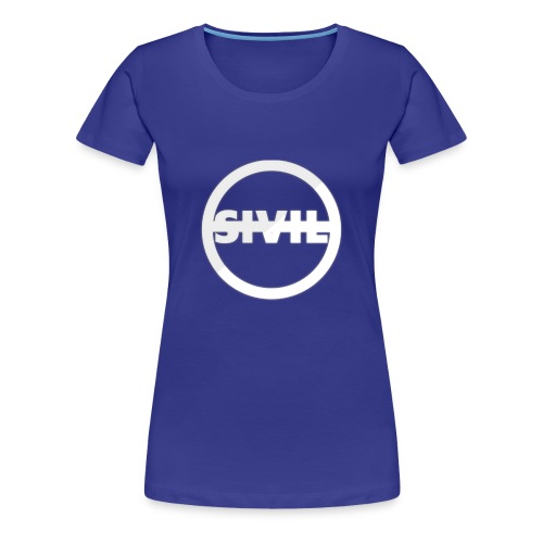 sivil logo - Women's Premium T-Shirt