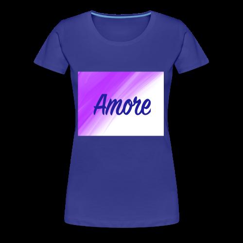 Amore - Frauen Premium T-Shirt